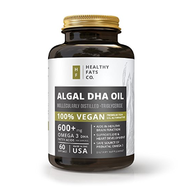 algal DHA oil