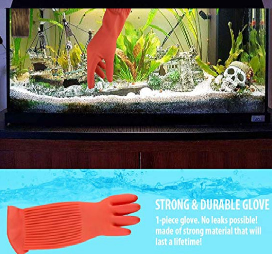 aqurium gloves