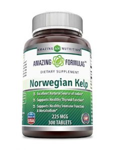 kelp supplement for immune system