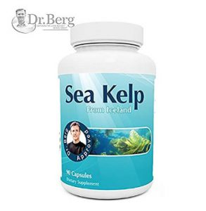 sea kelp supplement