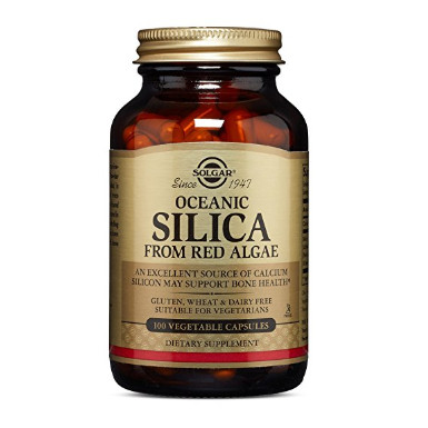 silica from red algae