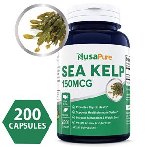 Sea Kelp for weight-loss & anti-aging