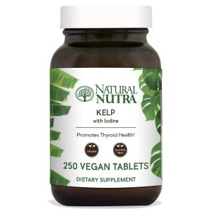 vegan sea kelp supplement