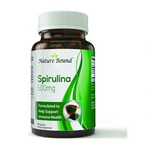 spirulina for weight loss