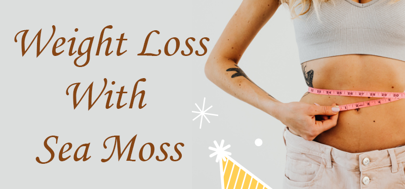 sea moss for weight loss
